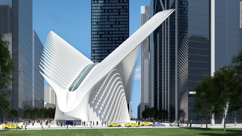 World Trade Center Transportation Hub /materiały prasowe