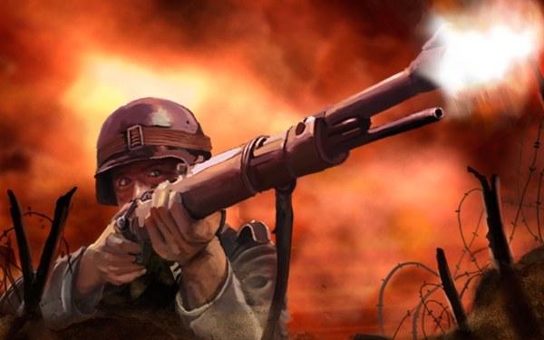 World War 2: Time of Wrath - motyw graficzny /Informacja prasowa
