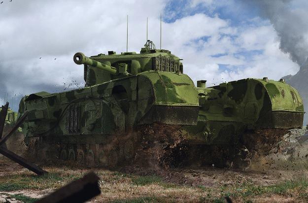 Worlds of Tanks /materiały prasowe
