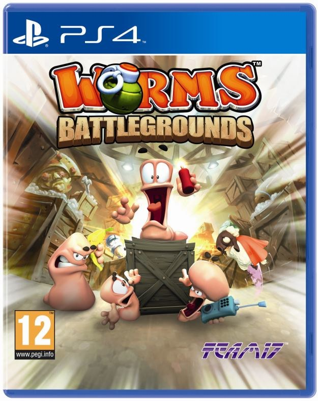 Worms Battlegrounds /materiały prasowe