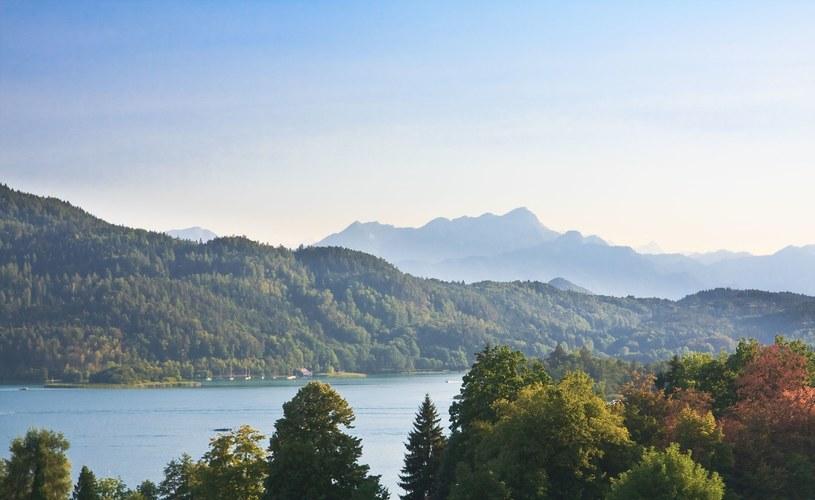 Wörthersee, jezioro w Karyntii /©123RF/PICSEL