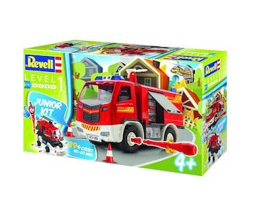 Wóz strażacki do samodzielnego montażu