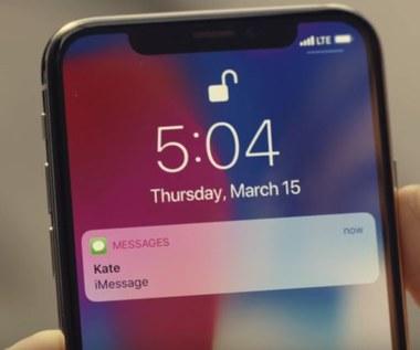 Wpadka Apple. Jeden z błędów iOS 11 nawet na oficjalnej reklamie