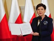 """Wpadka premier Beaty Szydło w liście. """"Kompromitacja"""""""
