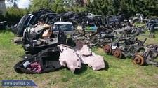 Wpadki złodziei samochodów, sukcesy policjantów