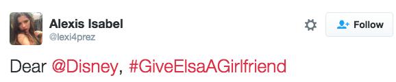 Wpis Alexis Isabel na Twitterze /materiały prasowe