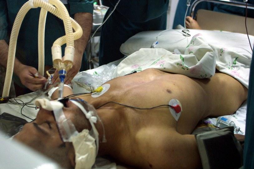 Wprowadzenie ludzi w stan sztucznej anabiozy może uratować im życie /AFP