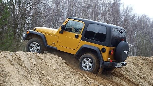 Wrangler jest autem typowo rekreacyjnym. Prostota to jego podstawowe założenie konstrukcyjne. /Motor