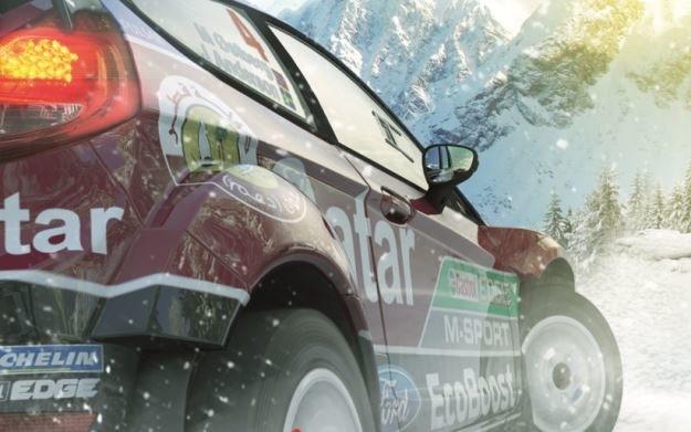 WRC 4 /materiały prasowe