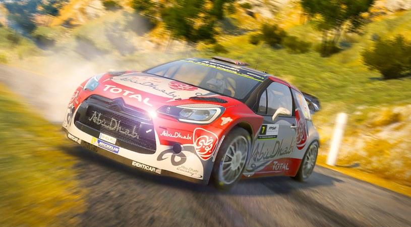 WRC 6 /materiały prasowe