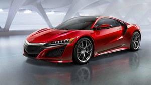 Wreszcie jest - nowa Acura NSX