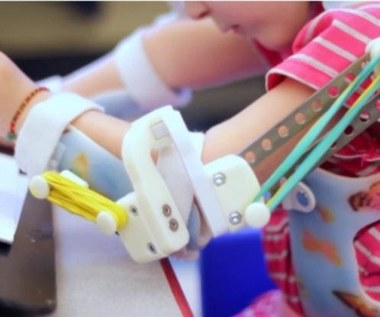 WREX - drukowany egzoszkielet dla niepełnosprawnych