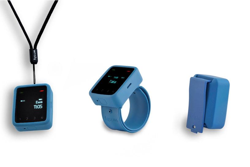 Wristy - telefon dla dzieci /materiały prasowe
