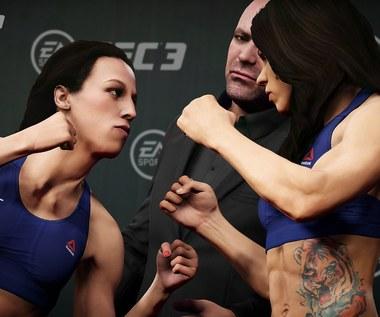 Wróć do Ocatgonu w grze EA SPORTS UFC 3