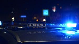 Wrocław: Tragiczny wypadek. Auto rozpadło się na dwie części