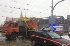 Wrocław: Zderzyły się dwa tramwaje. 12 osób rannych