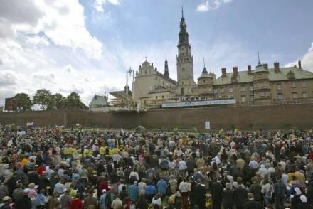 Wrocławianie przygotowują się do pielgrzymki /Agencja SE/East News