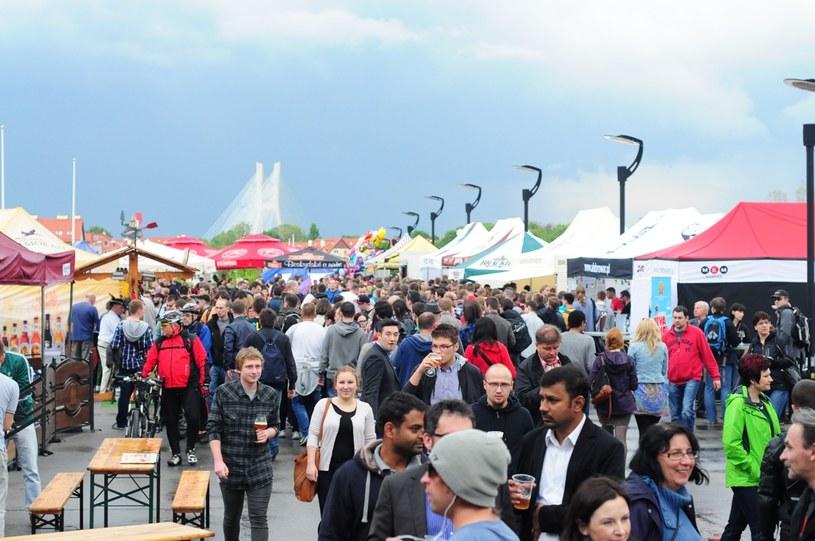 Wrocławski Festiwal Dobrego Piwa to nie tylko piwne premiery - na odwiedzających czeka sporo atrakcji /materiały prasowe