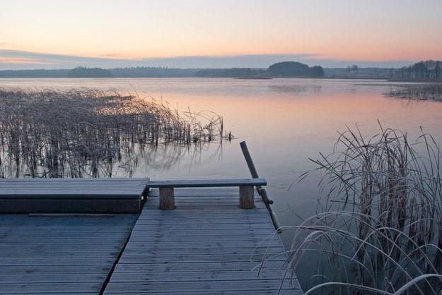 Wschód słońca na Mazurach /123/RF PICSEL