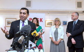 Wsparcie dla polskiego ośrodka w Londynie