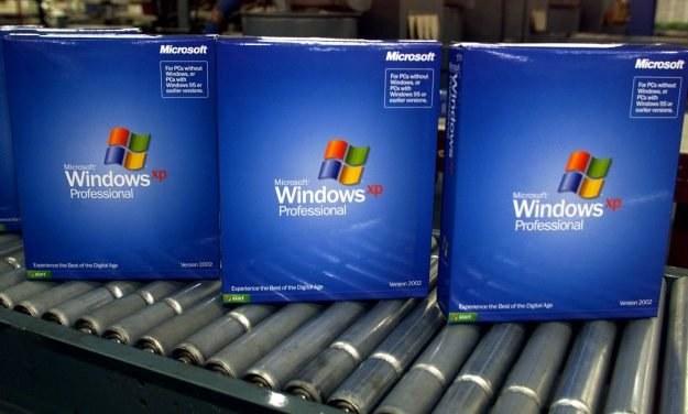 Wsparcie Microspftu dla Windowsa XP SP3 ma trwać do kwietnia 2014 roku /AFP