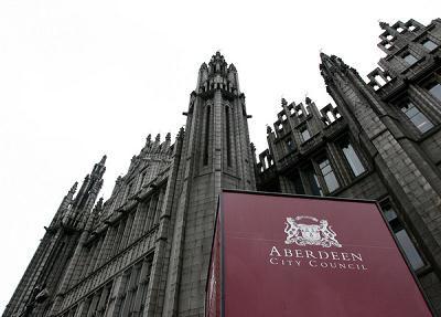 Współczesne Aberdeen to miasto przyjazne imigrantom /AFP