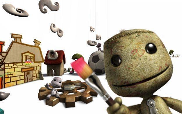 Współcześni twórcy są mało innowacyjni? LittleBigPlanet i kilka innych gier jest tego zaprzeczeniem /Informacja prasowa