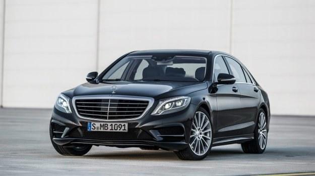 Współczynnik oporu powietrza nowej klasy S to zaledwie 0,24 lub 0,23, zależnie od wersji. /Mercedes
