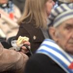 Wspólne modlitwy w intencji ofiar Auschwitz na zakończenie uroczystości