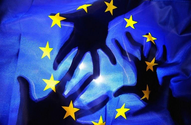 Wspólny europejski dom zaczyna chwiać się w posadach /AFP