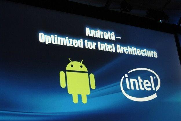 Współpraca Intela z Google ma dotyczyć rozwiązań mobilnych /INTERIA.PL