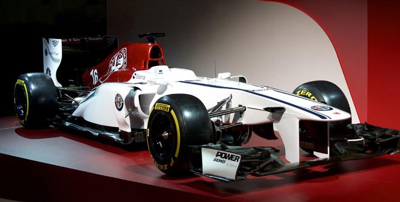 Współpraca między teamem F1 Sauber i Alfą Romeo stała się faktem /