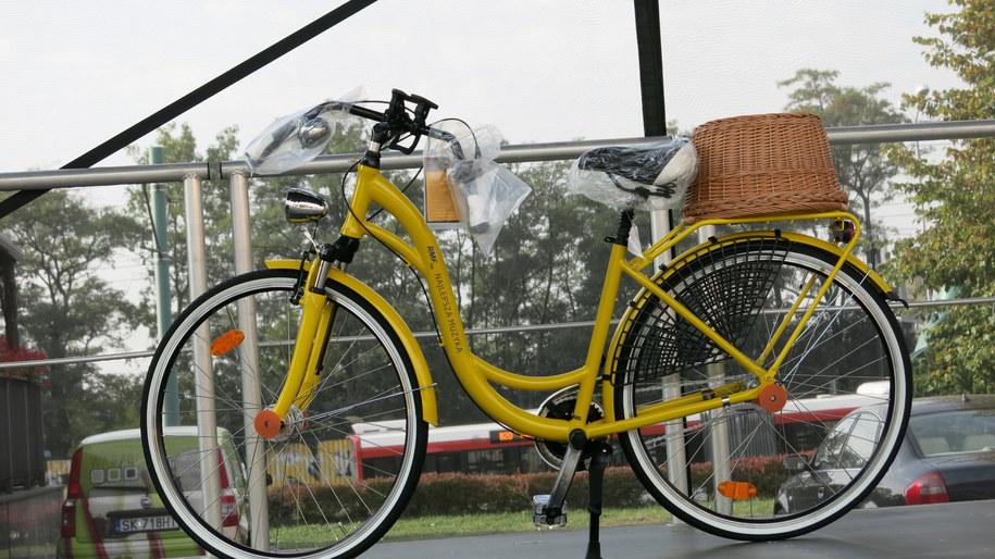 Wśród nagród dla zwycięzców - rowery od RMF FM! /Józef Polewka /RMF FM