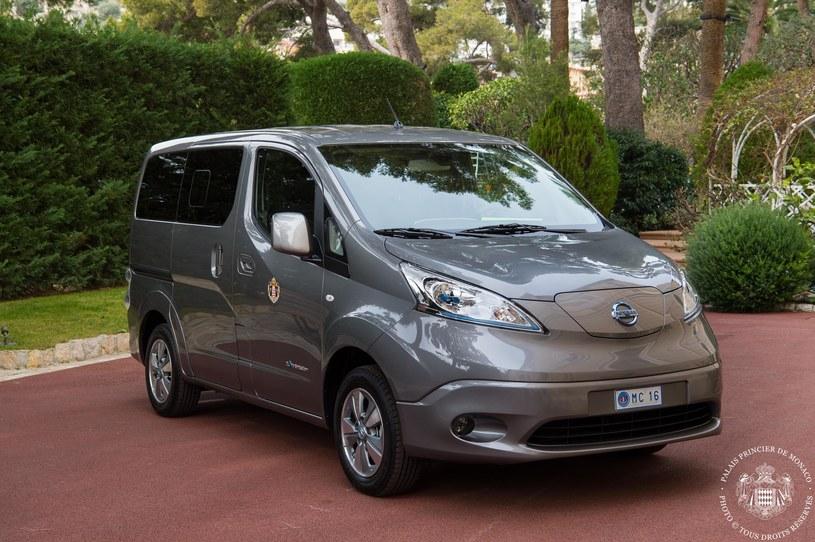 Wśród testowanych modeli znajdzie się e-NV200 Nissana /