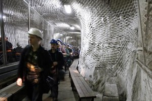 Wstrząs w kopalni - dwóch górników nie żyje