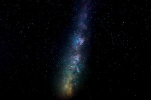 Wszechświat utracił ok. 5 proc. ciemnej materii