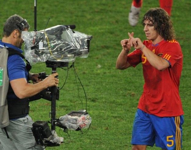 Wszystkie mecze Euro 2012 zobaczymy w otwartych kanałach TVP /AFP