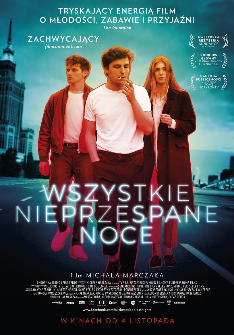 """""""Wszystkie nieprzespane noce"""" trafiły na polskie ekrany 4 listopada /materiały dystrybutora"""