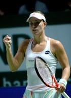 WTA Finals: Angelique Kerber pokonała Dominikę Cubulkovą