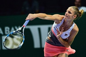 WTA Finals: Karolina Pliszkova - Venus Williams 6:2, 6:2