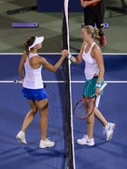 WTA Montreal: Magda Linette przegrała z Petrą Kvitovą w 1. rundzie
