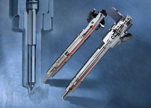 Wtryskiwacze piezoelektryczne /Bosch