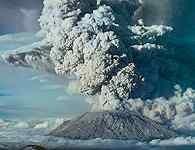 Wulkan St. Helens, USA /Encyklopedia Internautica