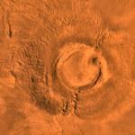 Wulkanizm na Marsie zupełnie inny od ziemskiego