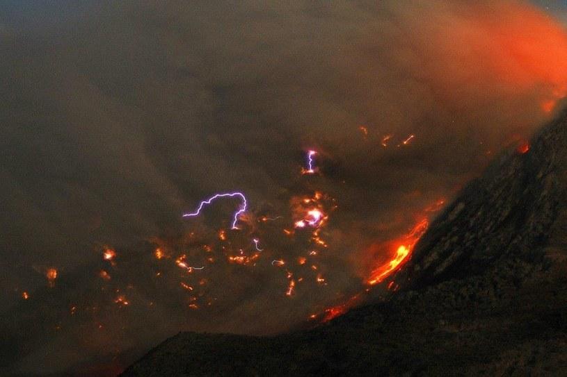 Wulkany nadal stanowią wielkie zagrożenie dla naszej cywilizacji /AFP
