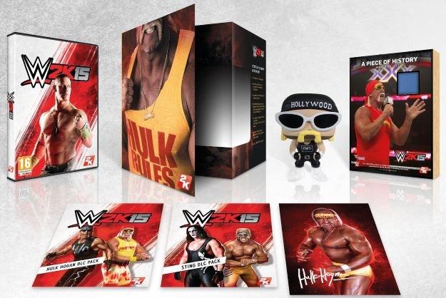 WWE 2K15 - Hulkmania /materiały prasowe
