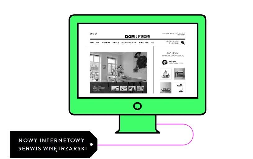 Www.domzpomyslem.pl to nowy portal na polskim rynku /materiały prasowe