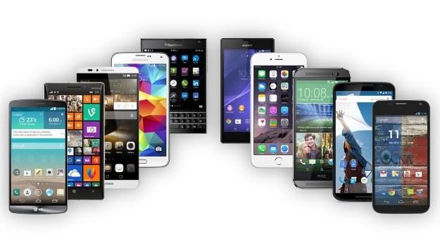 Wybieramy najlepszy smartfon 2014 roku /materiały prasowe