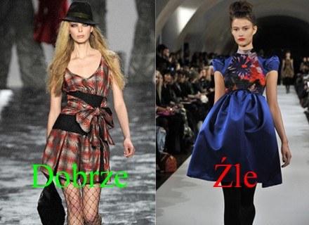 Wybierz sukienkę, w której wyglądasz zgrabnie /East News/ Zeppelin