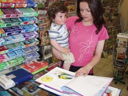 Wybierz znajome centrum handlowe lub sklep i zrób listę zakupów